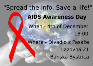 Flyer Aids Hiv 04/12